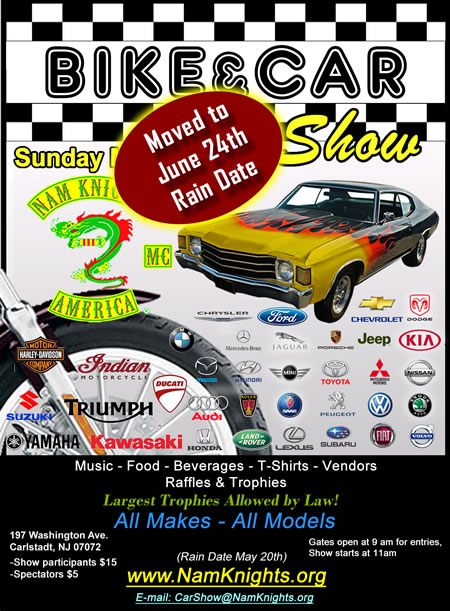 26th Annual Car and Motorcycle Show