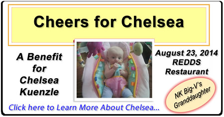 Help Cheer for Chelsea